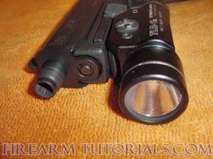 USP-weapon light