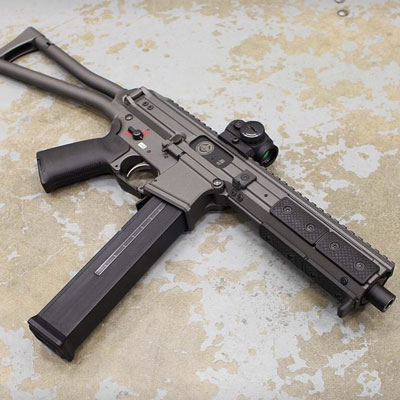 LWRC-SMG45